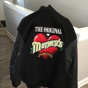 MOTHERS Original Bar jacket.  Division St. Chicago